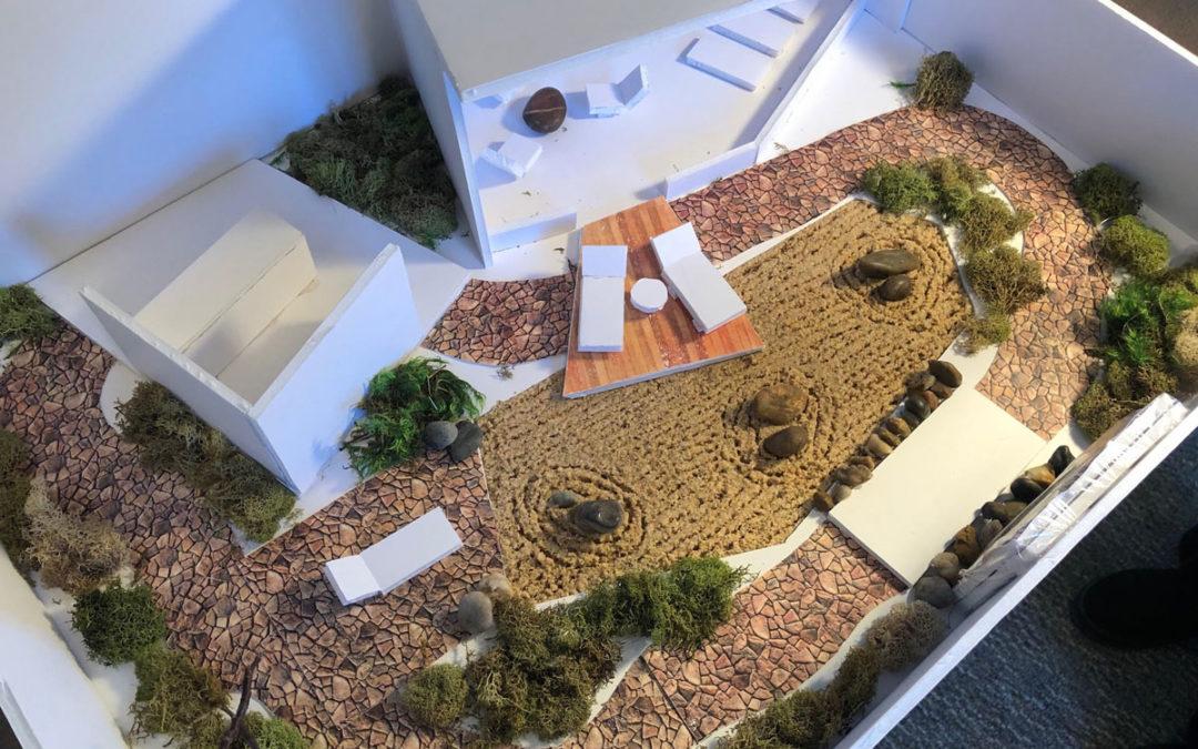 Student 3D Landscape Models