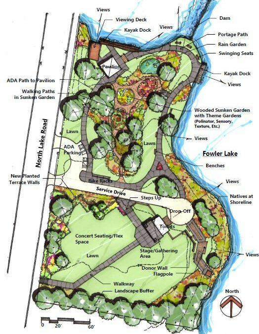 Conceptual Park Design